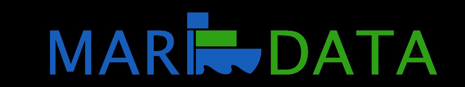 MariData Logo Light